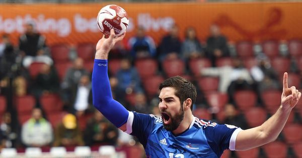 Handball : Nikola Karabatic « Ballon d'or » 2014