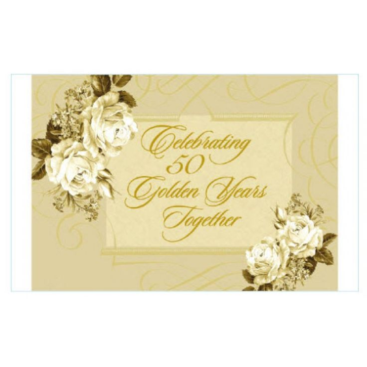 51 Wedding Anniversary Quotes: 51 Best Images About 50th Anniversary On Pinterest