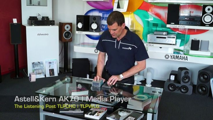 Astell&Kern AK70 Media Player Unboxing | The Listening Post | TLPCHC TLPWLG