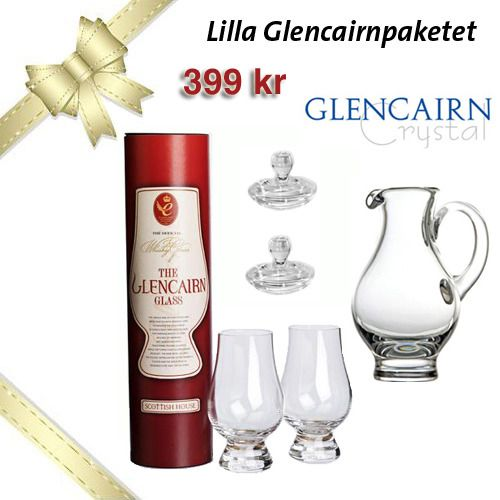 Lilla Glencairn paketet - Dryckesglas.se