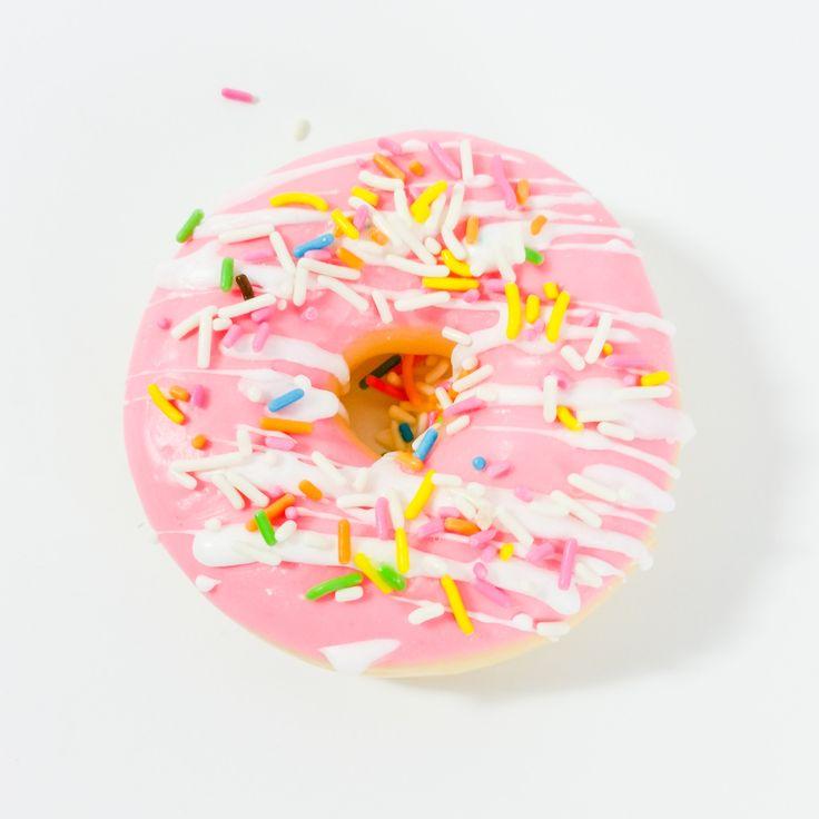 Unicorn Candy Donut Soap