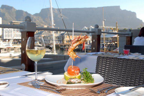 Karibu Restaurant ~ South African Dining ~ Cape Town RSA ~