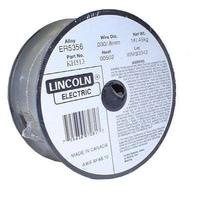Lincoln Electric 0.030-in MIG Welding Wire (1-lb Pack)