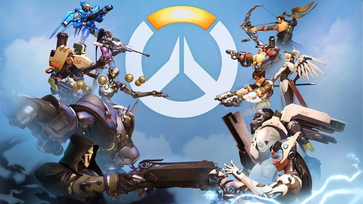 overwatch game wallpaper - 1080 x 1920 HD Backgrounds, High Definition wallpapers for Desktop, Dual Monitors, Laptop, Tablet