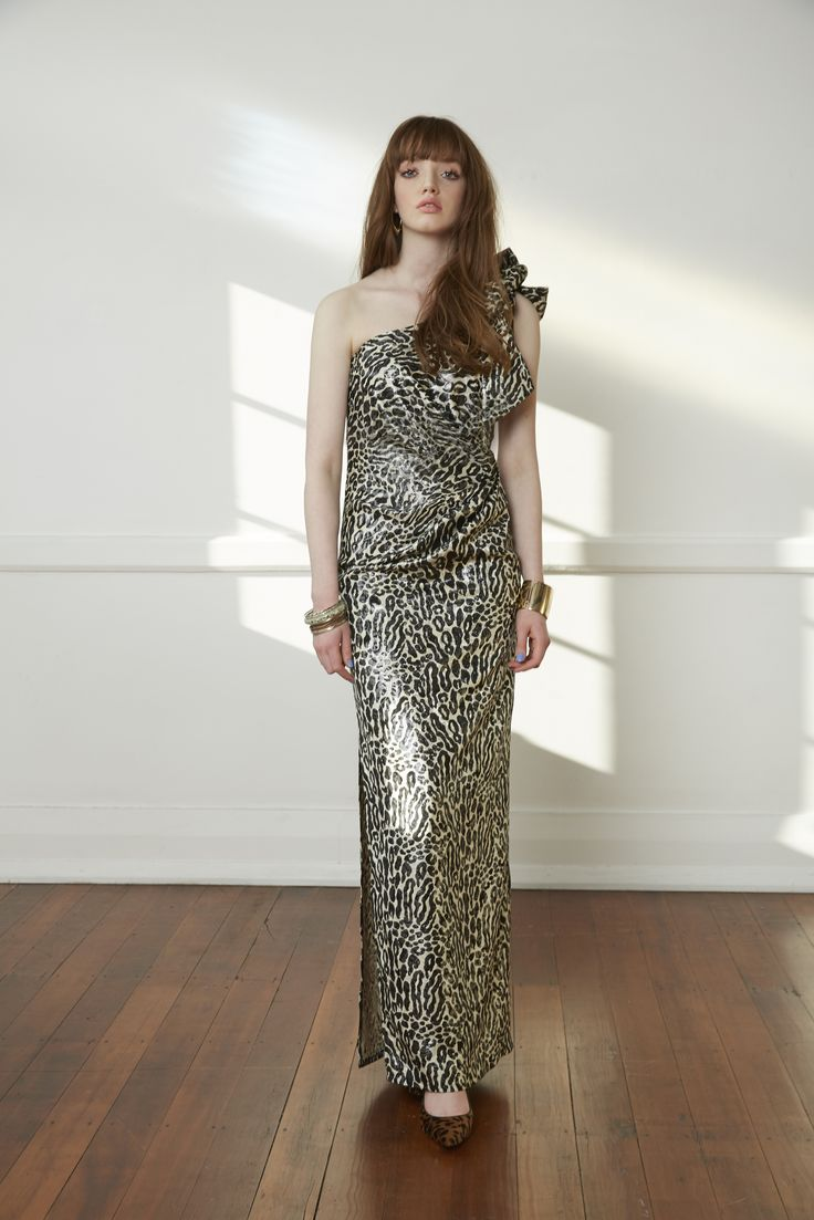 Carlson Exhibition Dress - full length