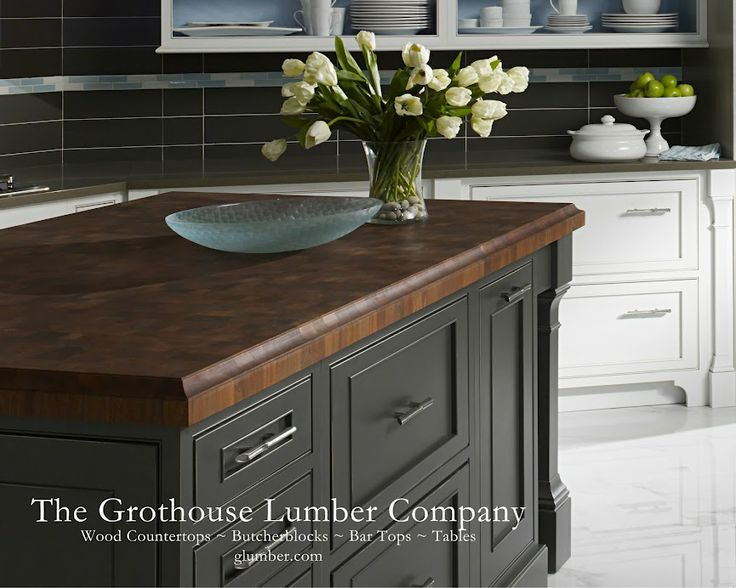 Pin By The Grothouse Lumber Company On Wood Countertops And Butcher B