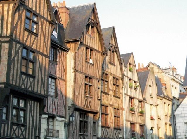 Place Plumereau, Vieux Tours