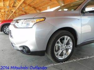 2014 Mitsubishi Outlander vs. 2014 Subaru Forester | CarNewsCafe.comCarNewsCafe.com