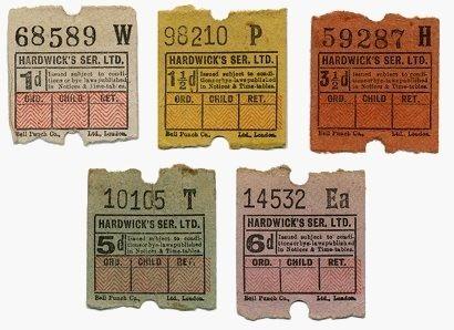 Bus Tickets