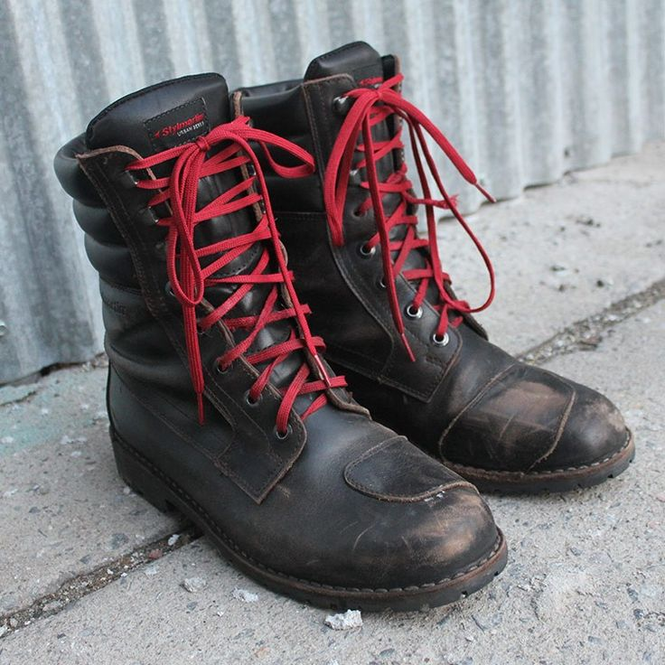 Indian Motorcycle Boots By Stylmartin.