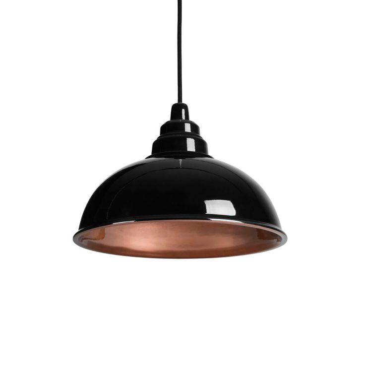 Fascinated by timeless shapes of industrial metal lamps, Enrico Zanolla wanted to honor them using a warmer and different material - ceramic. The lamp is available in black or white ceramic exterior with matching fabric cord.