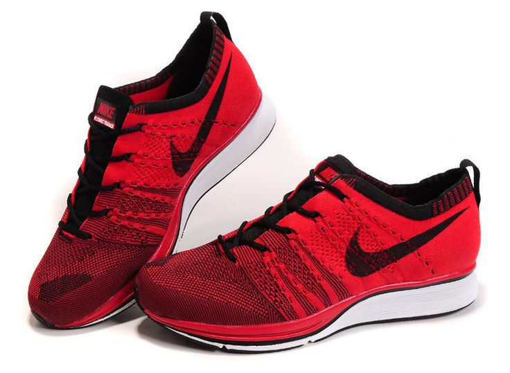 Nike Flyknit Racer red - Men's - Google Search