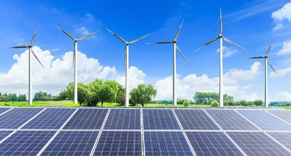 Renewable Energy Might Be Able To Green A Desert With Images