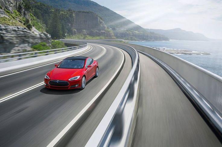 Model S in Sydney