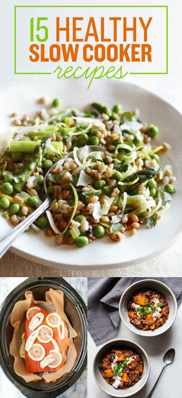 15 Crock Pot Recipes That Are Actually Healthy