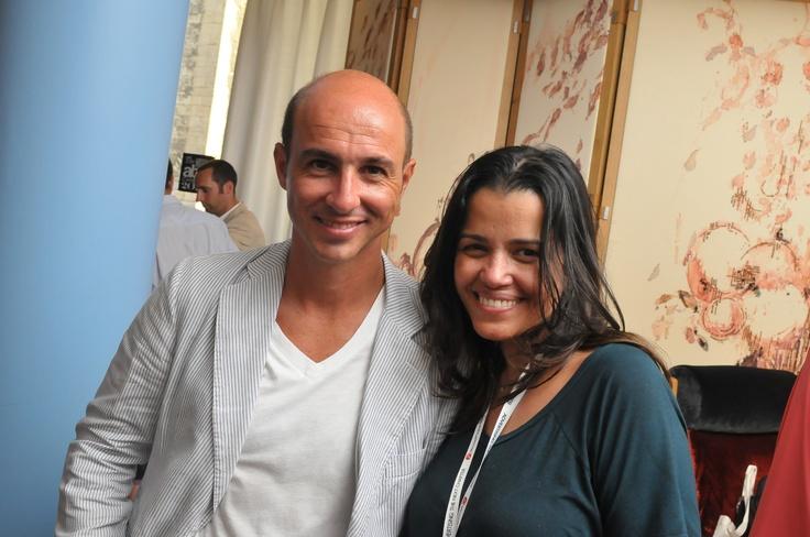 Bazinho e Ana Paula