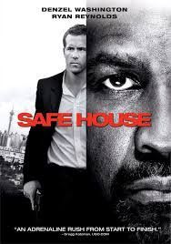 Safe House 2012 Movie DVD Used Denzel Washington UPC025192104404