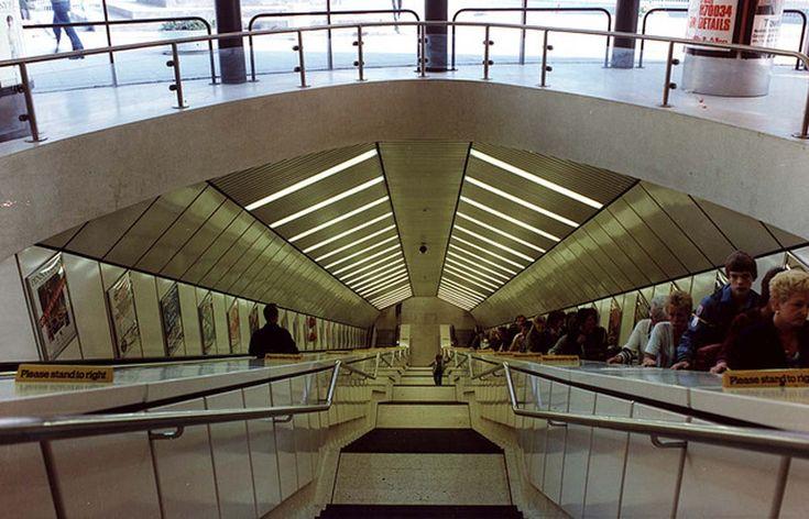 old haymarket metro station