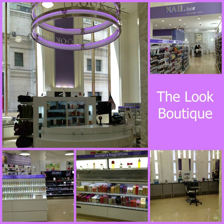Duane Reade 40 Wall Street  Look Boutique is the place to do all your beauty shopping + you can get your nails done and/or blowout #shop