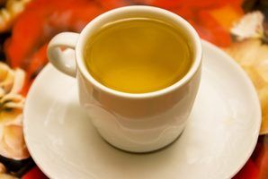 Fresh lemon grass steeped in boiled water makes a calming herb tea.