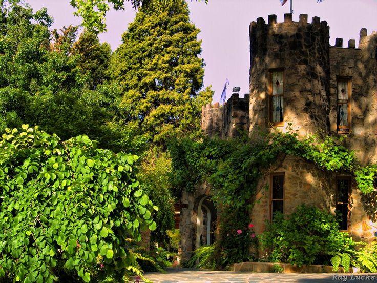 #Adelaide | Camelot Castle, Lobethal Road, Basket Range, Adelaide Hills