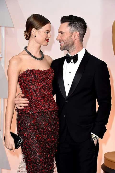 Adam Levine #Oscar2015