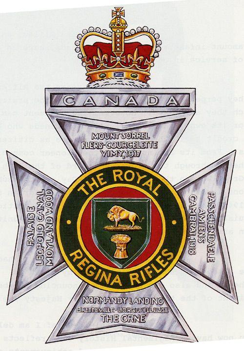 The Regina Rifles