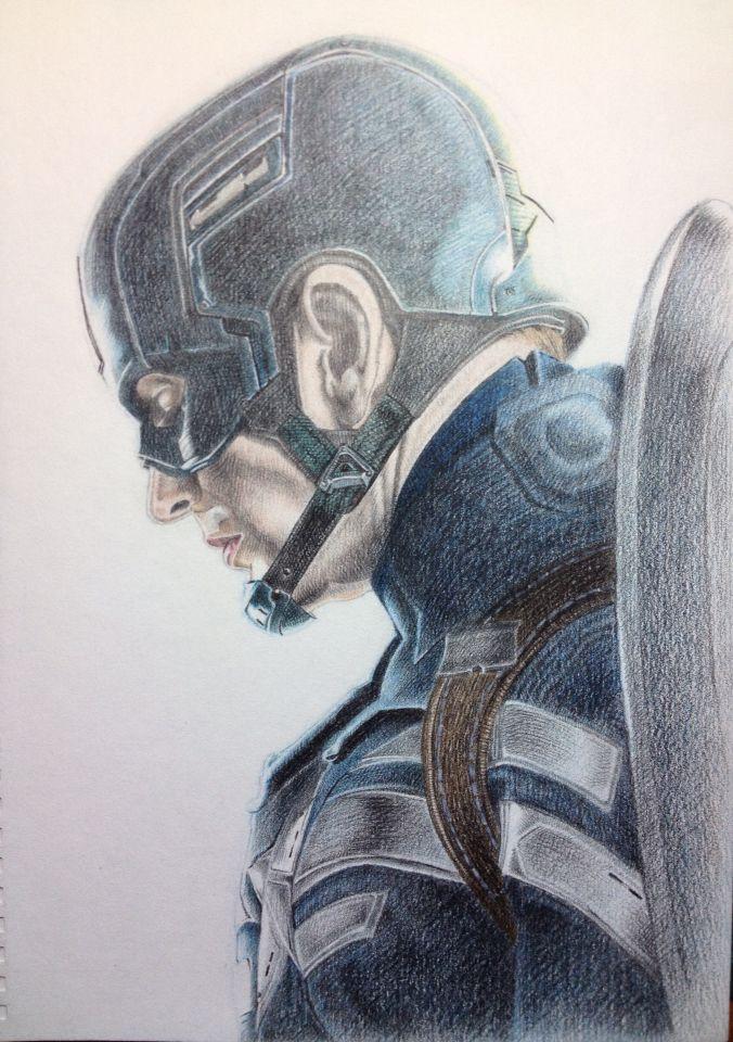 2015.05.20. Steve Rogers. Captain America.
