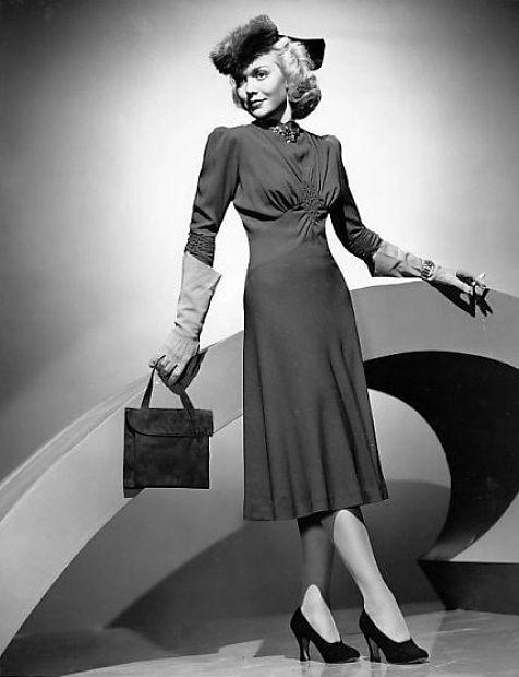 Jane Wyman Oscar Dress | www.imgkid.com - The Image Kid ...