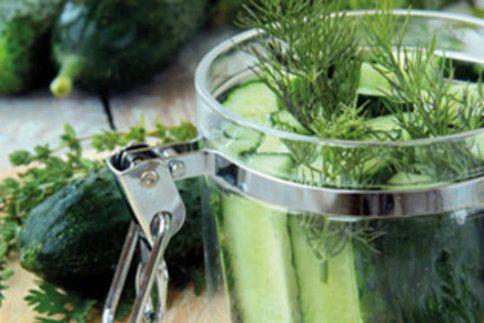 Jak nejlépe naložit okurky? Každá sklenice může chutnat jedinečně. Stačí kombinovat různé přísady a jejich poměr