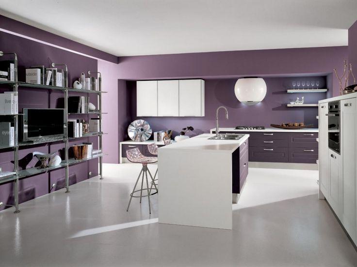 beste farbe für küche – 55 gestaltungsbeispiele