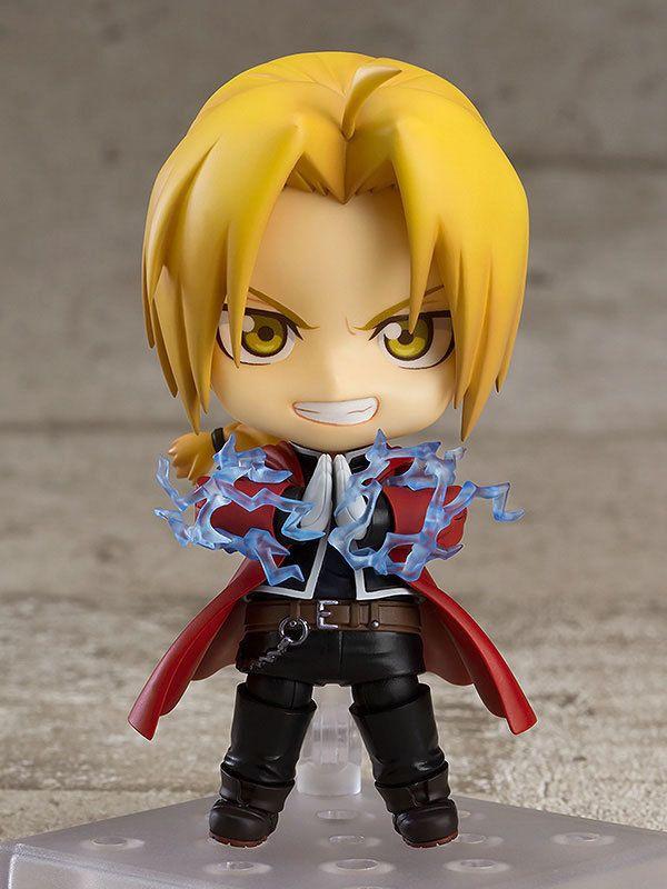 Anime Nendoroid 796 Fullmetal Alchemist Alphonse Elric PVC Figure toy in Box