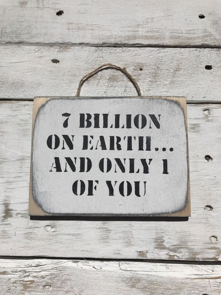 A personal favourite from my Etsy shop https://www.etsy.com/au/listing/246552155/7-billion-people-wedding-sign-teenager