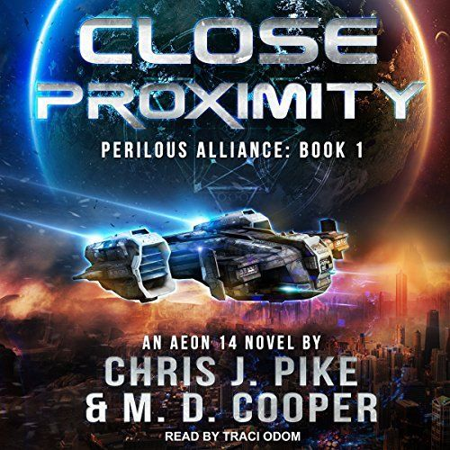 """Another must-listen from my #AudibleApp: """"Close Proximity"""" by M. D. Cooper, narrated by Traci Odom."""