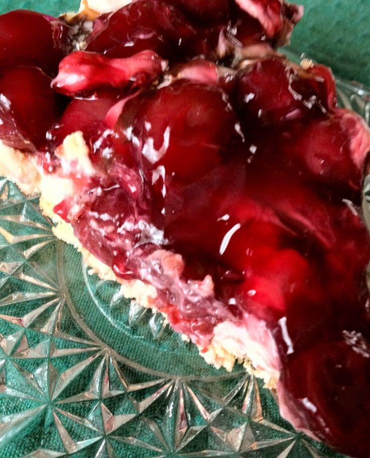 MonChou taart met kersen | Lekker en Simpel
