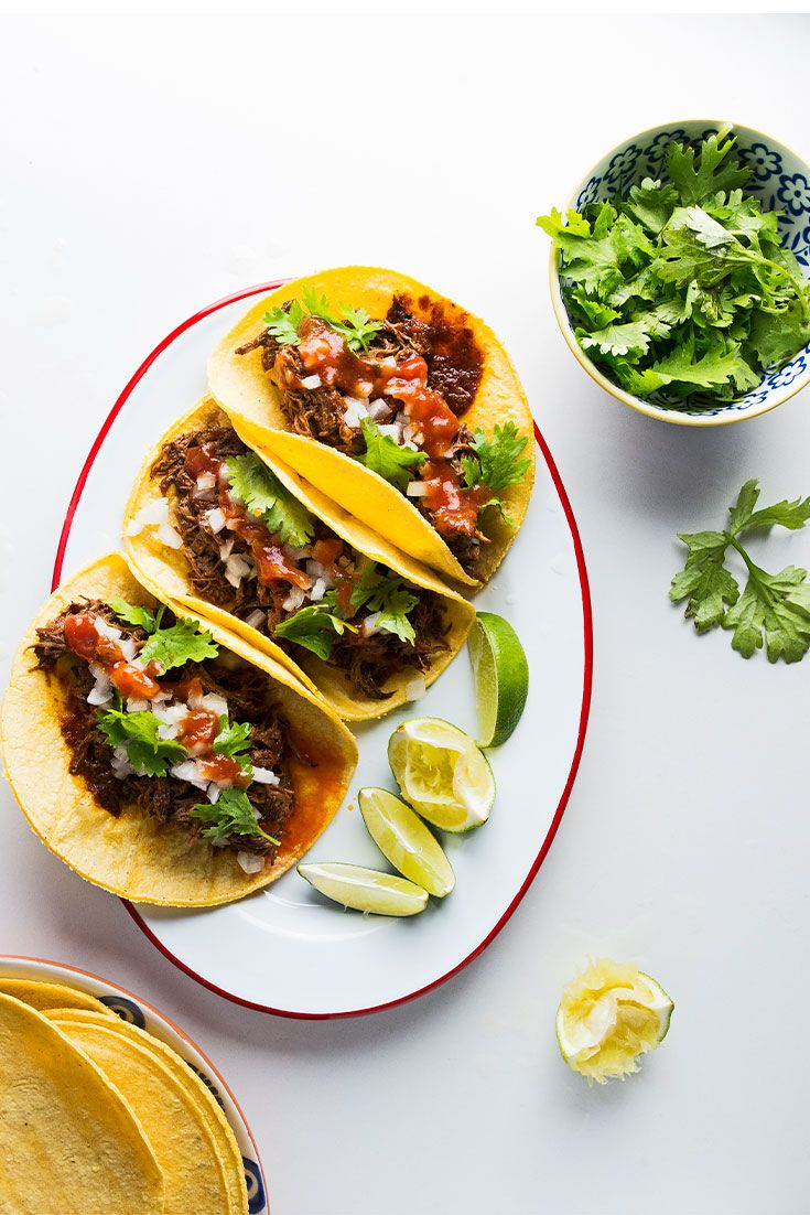 Beef short ribs, Short ribs and Tacos on Pinterest