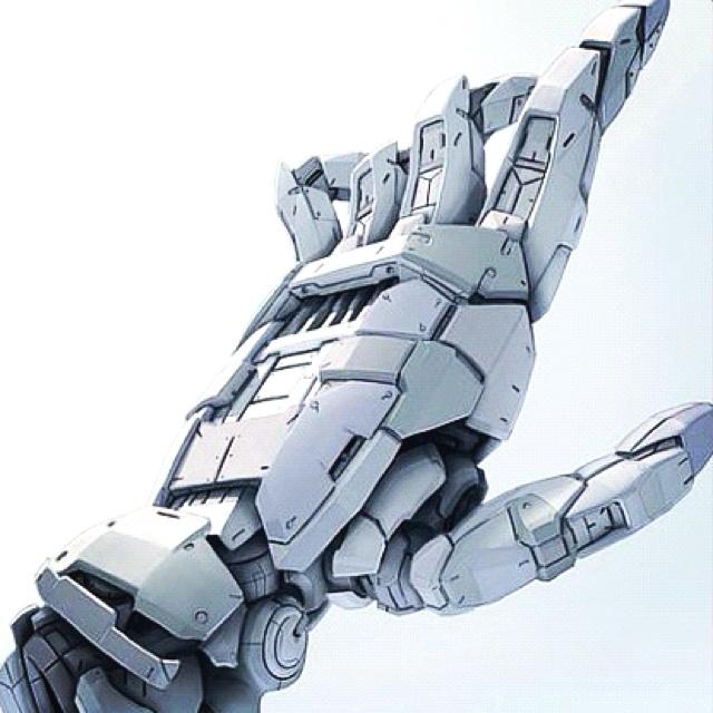 Cyborg hand, robot,