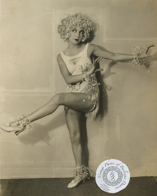 Felicia Sorel: vintage 8x10 photo dated 20 September 1926 Felicia Sorel was the protege to famed shimmy dancer Gilda Gray. Felicia was appearing at the International Congress of Jazz to demonstrate the Hula-Charleston.