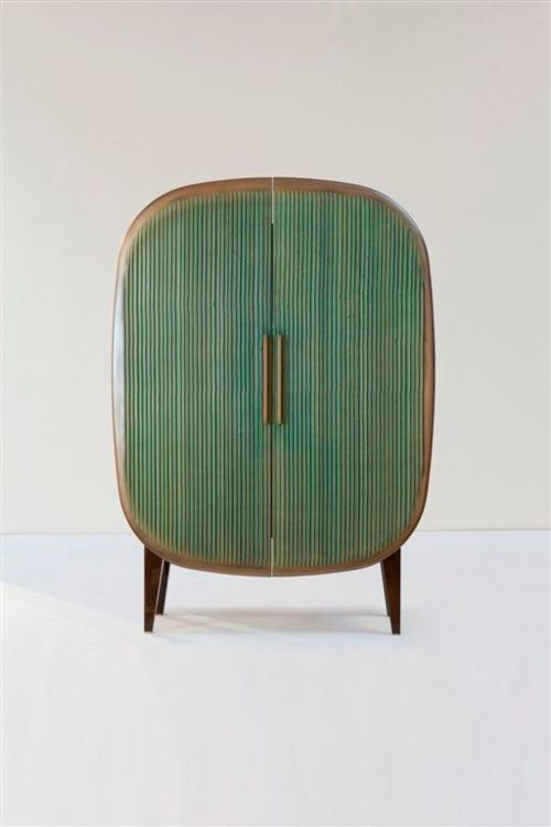goodmemory:    a Ralph Pucci free standing cabinet by Patrick Naggar Evolutions  via