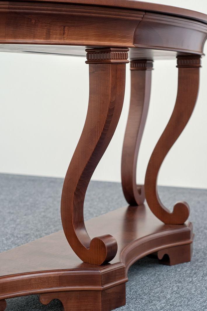Egyedi előszoba asztal