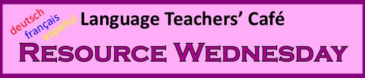 Language Teachers' Cafe: Back to School Spanish French Resources