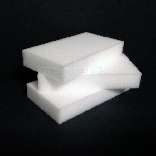 3pcs Melamine Foam Magic Sponge Eraser Cleaning Block Multi Cleaner Easily Use | eBay
