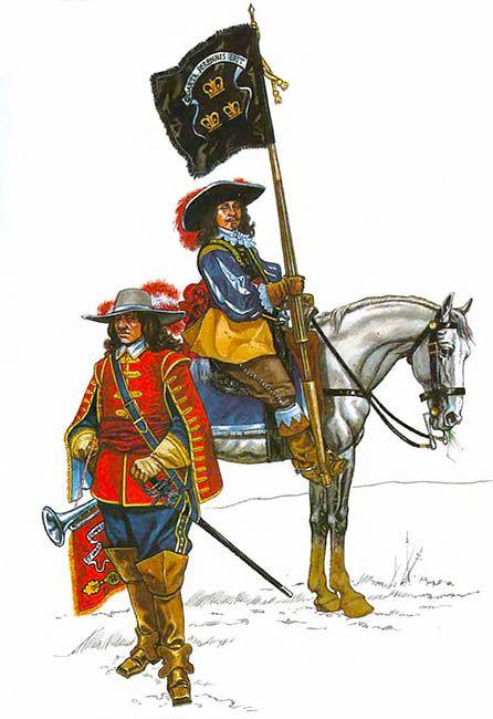 Kuvahaun tulos haulle swedish army cornet