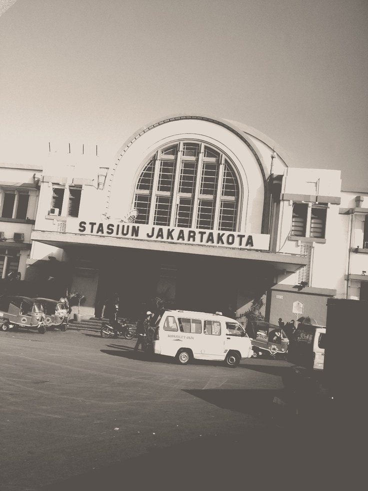 Kota tua, Jakarta