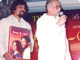 Roop Kumar with Gulzar Saaheb...