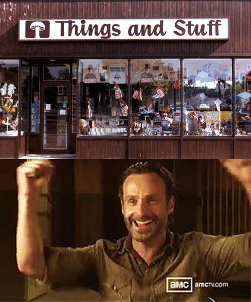 rick things and stuff!!!!!