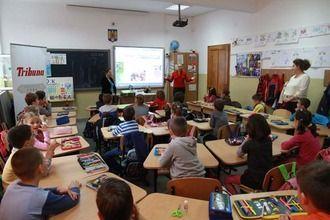 Preşcolarii şi elevii din clasele I–IV au intrat în vacanţă