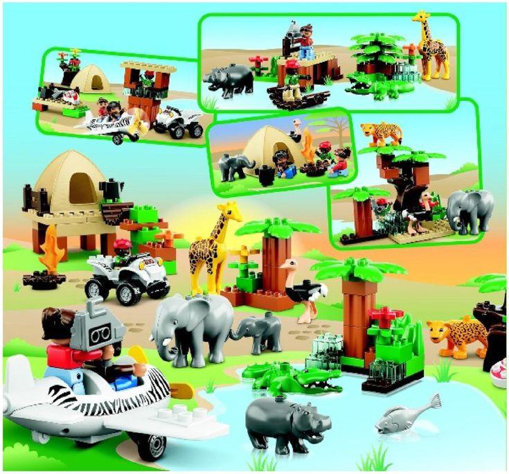 Duplo - Photo Safari [Lego 6156]