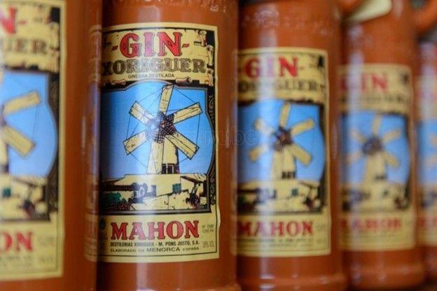 Embotellado Gin Xoriguer