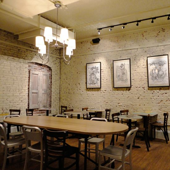 Pavement Coffee; Boston, MA